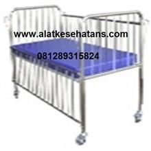 pabrik  tempat tidur bayi tanpa engkol