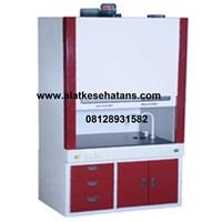 Pabrik  Lemari Asam Besi Digital Meja granite 1