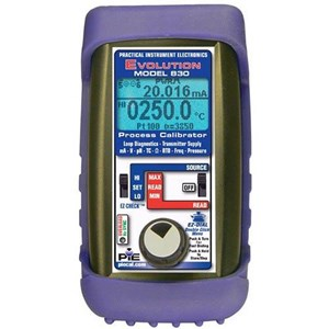 Piecal 830 High Accuracy Multifunction Diagnostic Process Calibrator With Dual Display