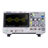 Siglent Sds1102x 100Mhz Super Phosphor Oscilloscope 1