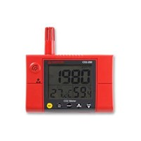 Amprobe Co2-200 Wall-Mounted Co2 Meter 1