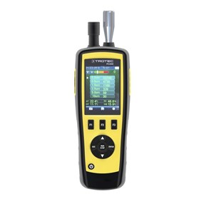 Trotec Pc200 Particle Counter