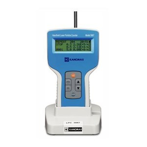 Kanomax 3887 Laser Particle Counter