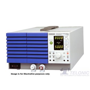 Kikusui Pwr800l Power Supply 80V 50A 800W