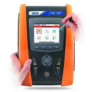 Ht Italia Pqa 824 Power Quality Analyser