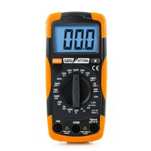 Ht Italia Ht25n Digital Multimeter