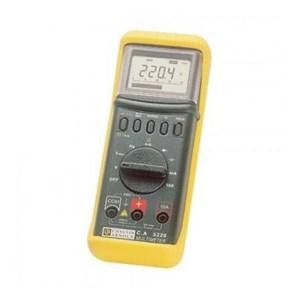 Chauvin Arnoux Ca5220g Handheld Digital Multimeter