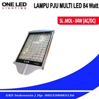 Lampu Solar Pju Multi Led 84 Watt  1