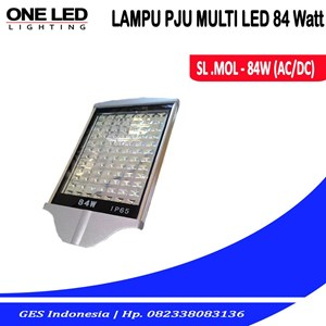 Lampu Solar Pju Multi Led 84 Watt