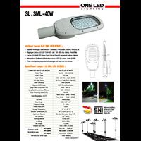 Jual Lampu Jalan Pju Multi Led 40 Watt  2