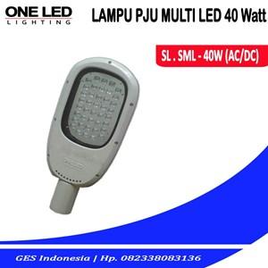 Lampu Jalan Pju Multi Led 40 Watt
