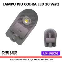 Lampu Jalan Led 20 Watt 1