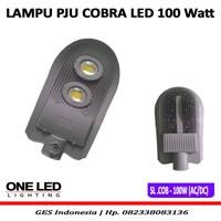 Lampu Jalan Pju Cobra Led 100 Watt 1