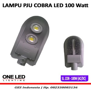 Lampu Jalan Pju Cobra Led 100 Watt