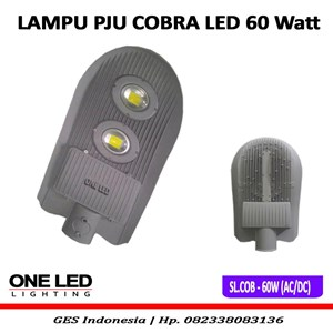 Lampu Jalan Led 60 Watt Cobra