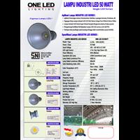 Jual Lampu Industri One Led  50 Watt 2