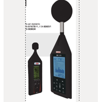Jual Sound Level Meters