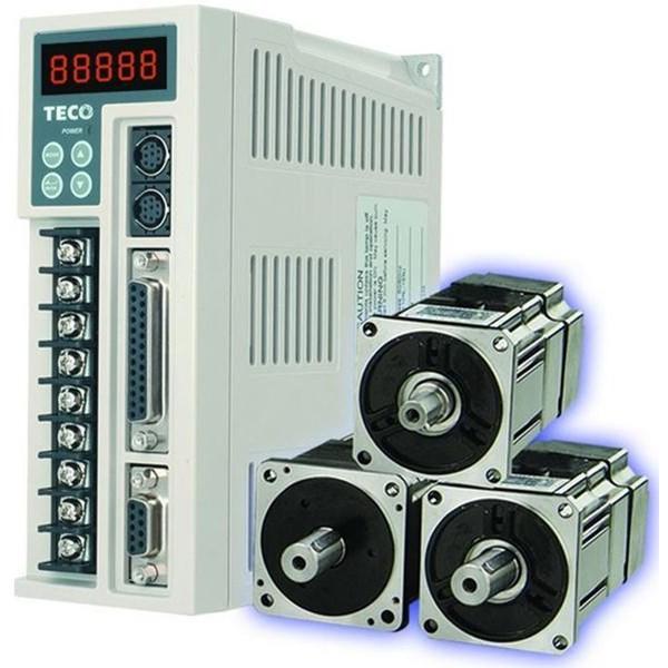 Repair Inverter dan Konverter Servo Teco