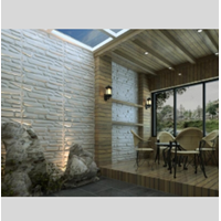 Ariela Panel Wallpaper Dinding 3D 1