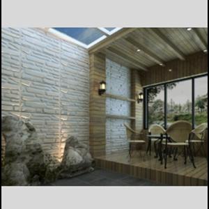 Ariela Panel Wallpaper Dinding 3D