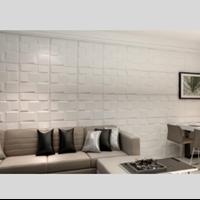Aurther Panel Wallpaper Dinding 3D 1