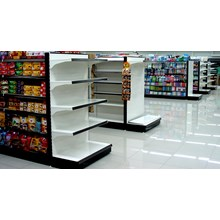 Rak Hypermart Back Panel