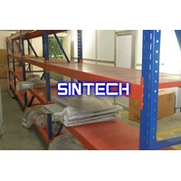 Jual Shelving Rack Heavy Duty