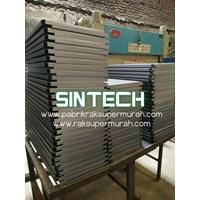 Pembuatan Shelving Rack