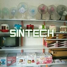 Rak supermarket untuk toko elektronik