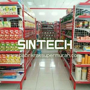 Rak Supermarket Ekonomis