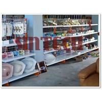 Jual Rak Supermarket untuk toko bahan bangunan 2
