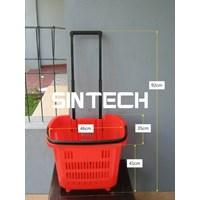 Distributor Keranjang Plastik Tebal 3