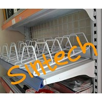 Shelves Dishes