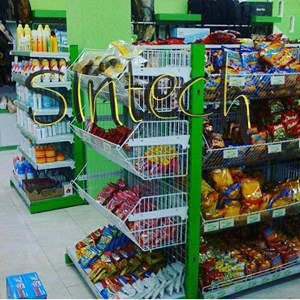 Rak Supermarket Basket Gondola