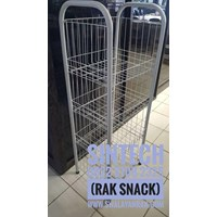 Rak Barang display snack 1