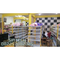 Rak Supermarket Toko (Baby Shop)