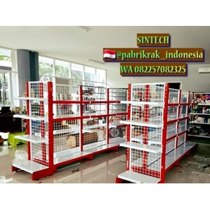 Rak Supermarket Pekanbaru