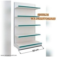 Rak Supermarket Full Panel / Backpanel