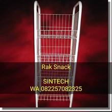 Rak Barang Snack - Rak chiki