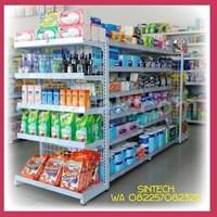 Rak Supermarket / Rak Minimarket Banjar Baru