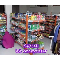 Rak Supermarket / Rak Minimarket Balikpapan BP-23
