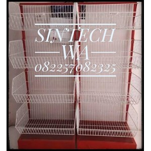 Rak Supermarket / Rak Minimarket  Snack