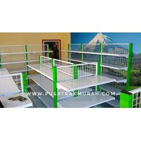 Green Rack/Rak Hijau 1
