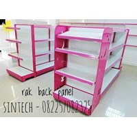 Rak Supermarket / Rak Minimarket Back panel K68