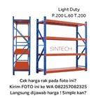 Rak Gudang Light Duty LD24 1