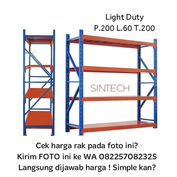 Rak Gudang Light Duty LD24