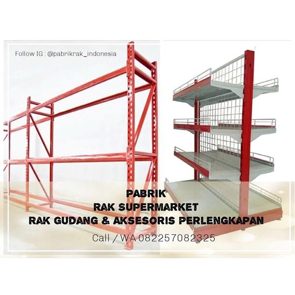Rak Minimarket / Rak Supermarket Kupang NTT
