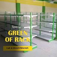 Rak Minimarket / Rak Supermarket Surabaya Jawa Timur