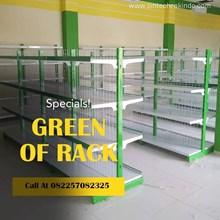 Rak Minimarket / Rak Supermarket Surabaya Jawa Tim