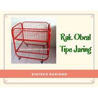 Rak Obral Jaring Display